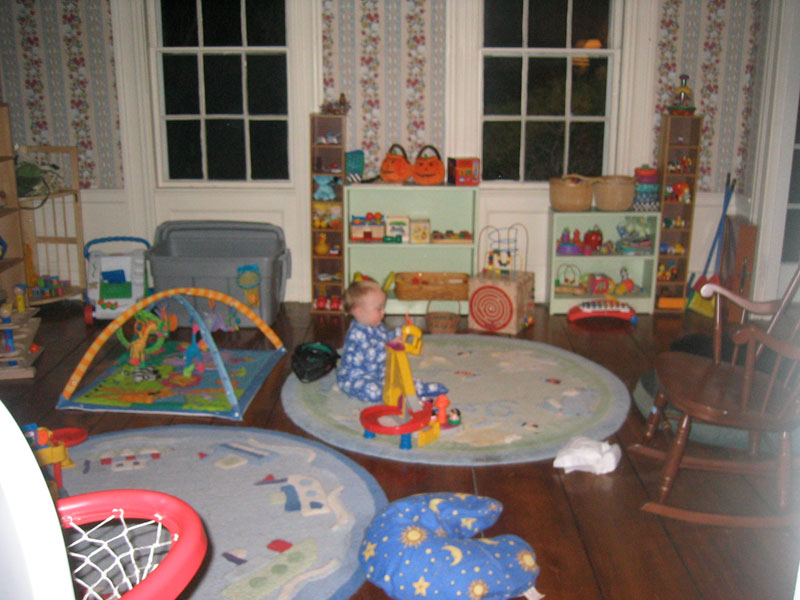 The Toy Room circa 2004