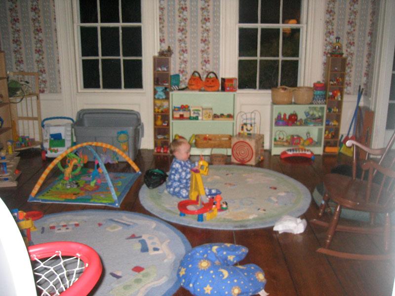 The Toy Room circa 2004