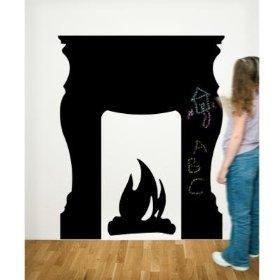 chalk-fire