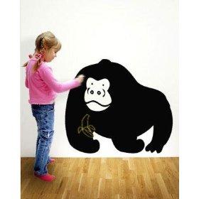 chalk-gorilla