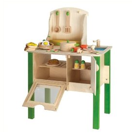 Wooden Play Kitchen the wooden play kitchen