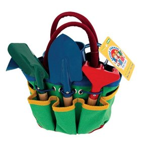 Gardening with kids for Gardening tools for 6 year old