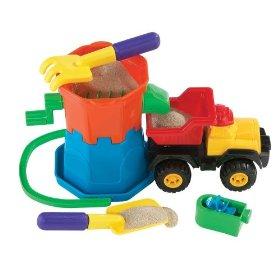 sand wheel truck