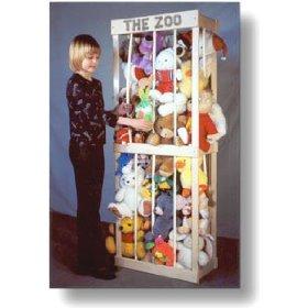 stuffie jail