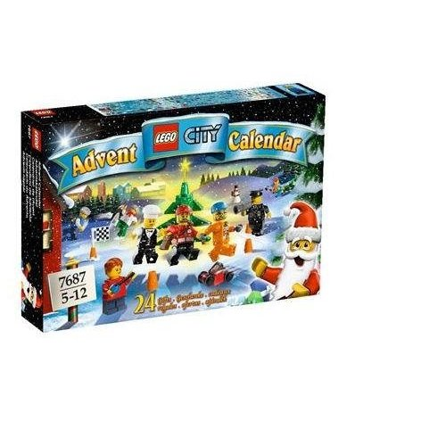Lego Advent Calendar 2009