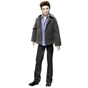 Edward Twilight Doll