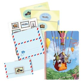 eeboo travel notebook