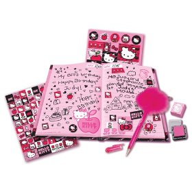hello kitty diary2