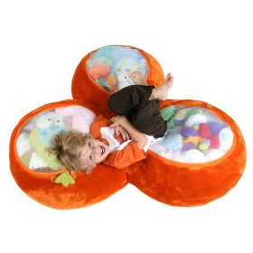boon stuffed animal chair arrives. Black Bedroom Furniture Sets. Home Design Ideas