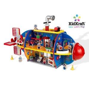 Dollhouse For Boys