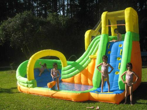 Inflatable Water Slide Bounce