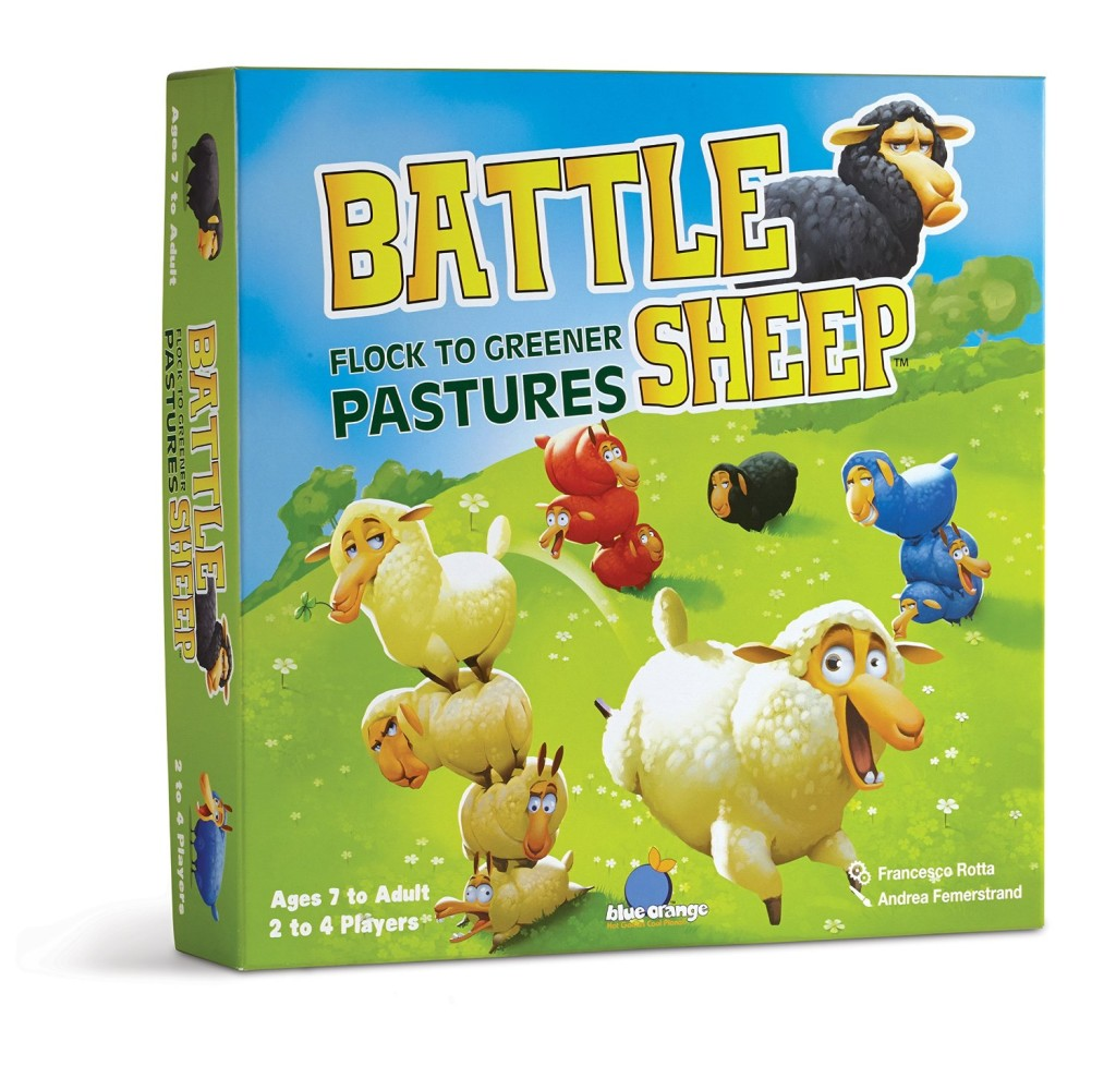 Board Game Kids Sheep