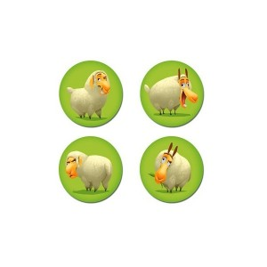 sheep tiles, battle sheep, board game